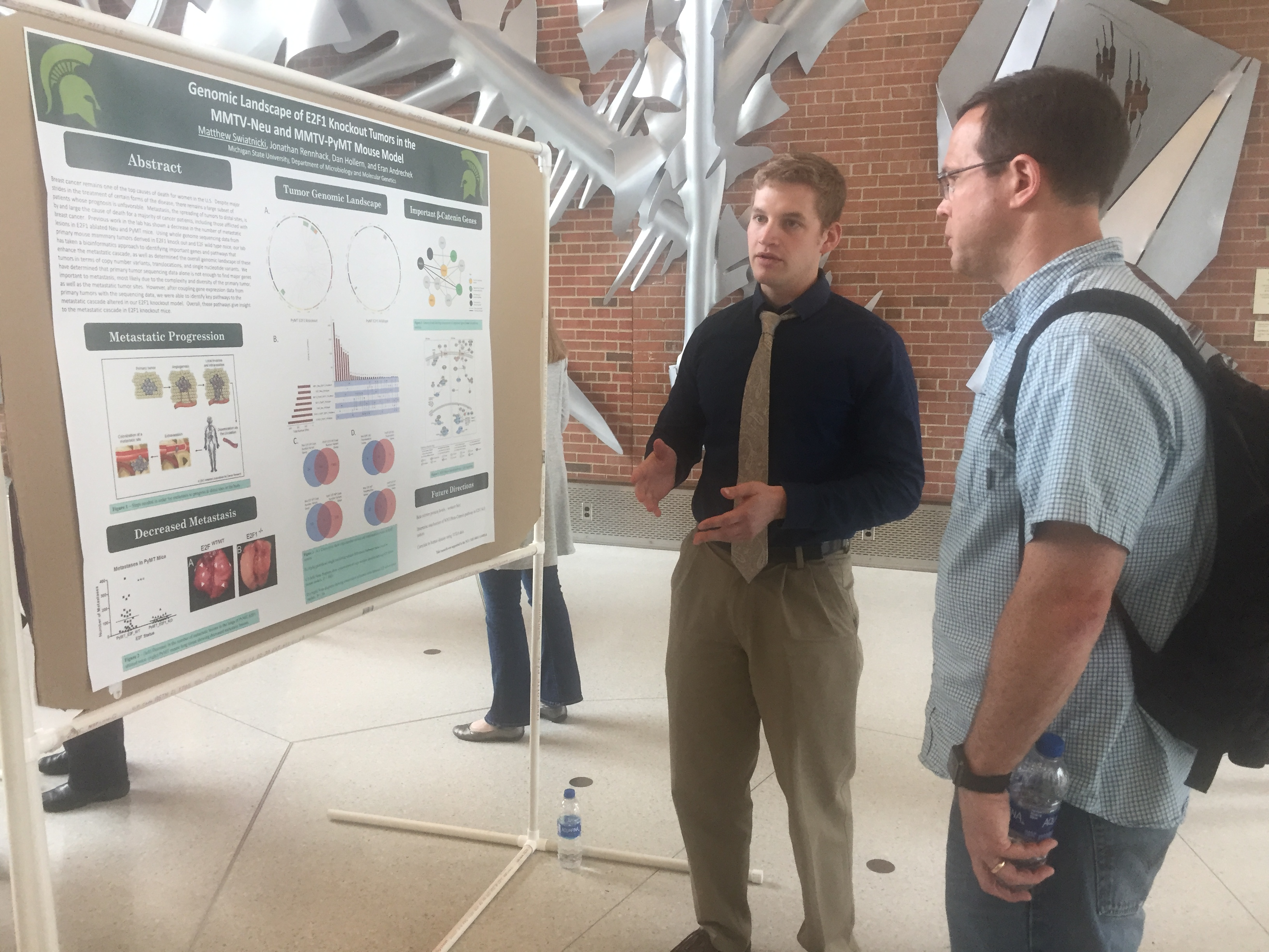 MSU Physiology retreat poster session